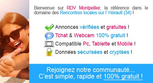 Rencontre Montpellier - Site de rencontre gratuit Montpellier